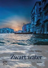Zwart water - grote letter uitgave