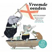 Vreemde Eenden - Jazz voor Kinderen (Boek met CD)