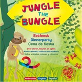Jungle the Bungle Eetfeest! Dinnerparty! Cena de fiesta! | Risoliso Sisters | 9789082614602