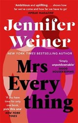 Mrs Everything | Jennifer Weiner |