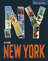 NY is for New York   Paul Thurlby  