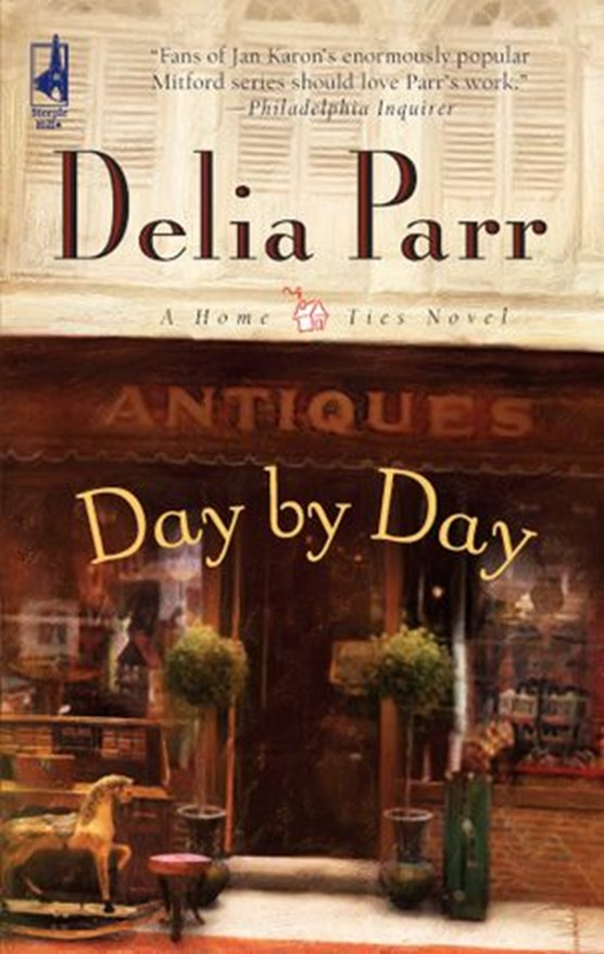 Day By Day (Mills & Boon Silhouette)