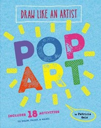 Draw like an artist: pop art | Patricia Geis |