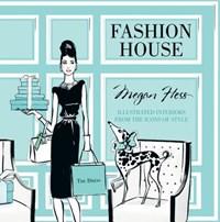 Fashion House 4 Mini Notebooks | Megan Hess |