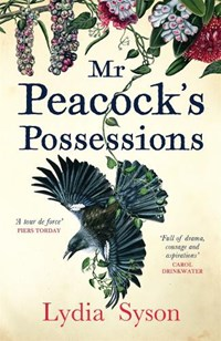 Mr Peacock's Possessions | Lydia Syson |