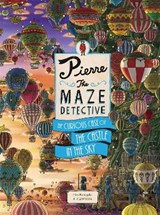 Pierre The Maze Detective: The Curious Case of the Castle in the Sky | Hiro Kamigaki |