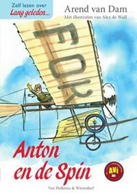 Anton en de spin | Arend van Dam |