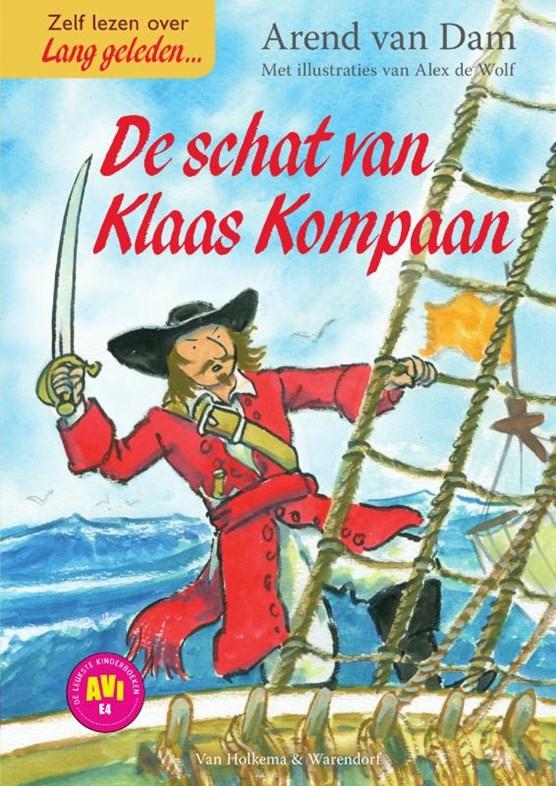 De schat van Klaas Kompaan