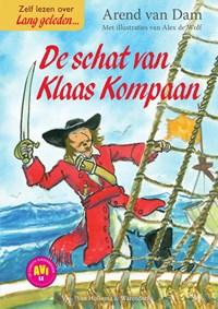 De schat van Klaas Kompaan   Arend van Dam  