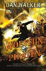 Woestijnpiraten | Dan Walker | 9789000358984