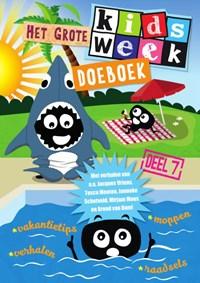 Het grote Kidsweek doeboek   auteur onbekend  