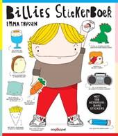 Billie's stickerboek