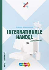 Internationale handel KB/GL leerjaar 3 & 4 Leerwerkboek | auteur onbekend |