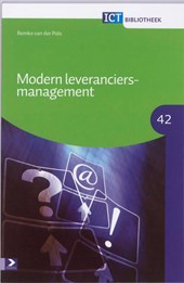 Modern leveranciersmanagement