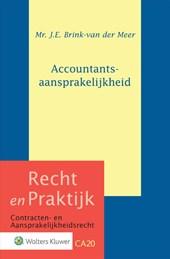 Accountantsaansprakelijkheid