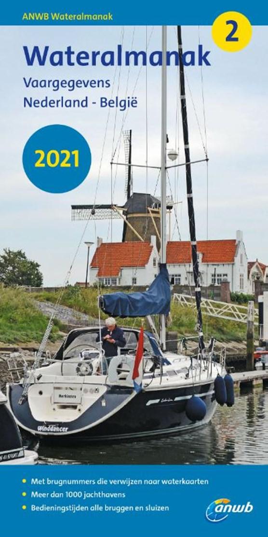 Wateralmanak deel 2 - 2021