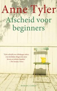 Afscheid voor beginners | Anne Tyler |