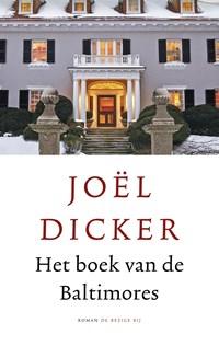 Het boek van de Baltimores   Joël Dicker  