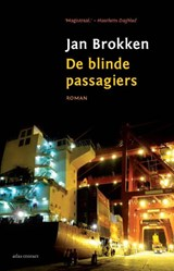 De blinde passagiers | Jan Brokken | 9789025440671