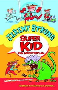 Een meesterplan | Jeremy Strong |