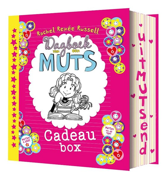 Dagboek van een muts cadeaubox