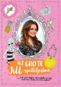 Het grote Jill-spelletjesboek   Jill Schirnhofer  