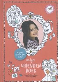 Mijn vriendenboek (van Jill) - Superleuk invulboek voor al je BFF's | Jill Schirnhofer |
