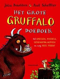 Het grote Gruffalo Doeboek   Julia Donaldson  