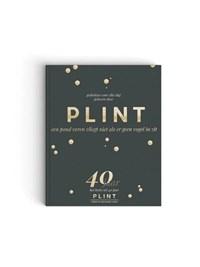 Plint Jubileumboek 40 jaar Plint   Mia Goes  