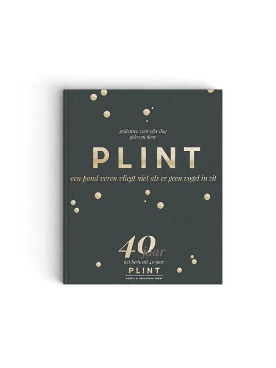 Plint Jubileumboek 40 jaar Plint