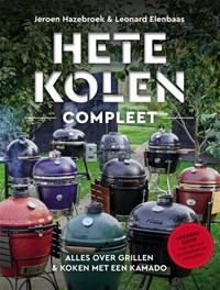 Hete kolen compleet | Jeroen Hazebroek ; Leonard Elenbaas |