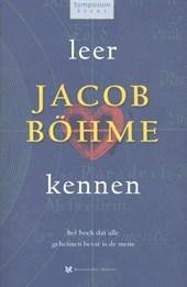 leer Jacob Böhme kennen