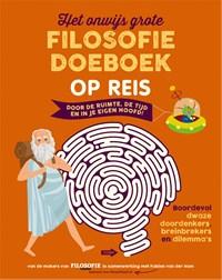 Het Onwijs Grote Filosofie Doeboek - Op Reis | Fabien van der Ham |