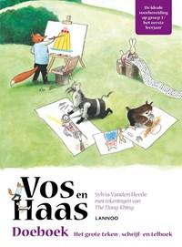 Vos en Haas doeboek | Sylvia Vanden Heede ; Tjong-Khing The |