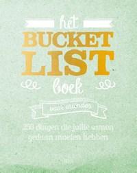 Het Bucketlist boek voor vrienden   Elise De Rijck  