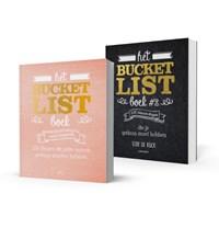Pakket Bucketlist voor koppels + Bucketlist boek 2 | Elise De Rijck |