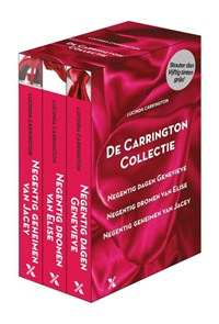 De Carrington Collection cassette   Lucinda Carrington  