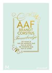 Trouwboekje | Aaf Brandt Corstius |