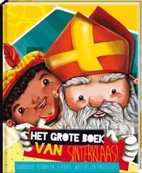 Het grote boek van Sinterklaas | Rikky Schrever |