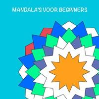 Mandala's voor beginners - Mandala kleurboek | Tom Koreman |