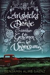 Aristoteles en Dante ontdekken de geheimen van het universum - BOEKHANDELSSPECIAL