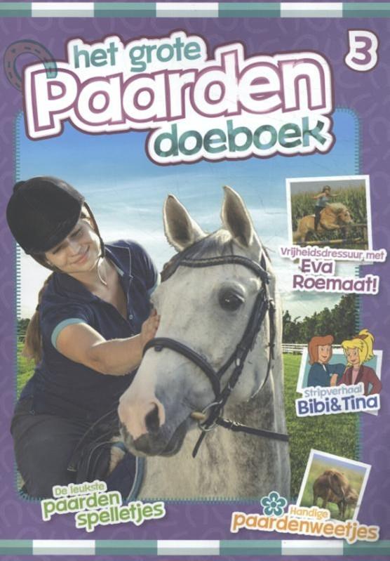 Het Grote Paardendoeboek 3