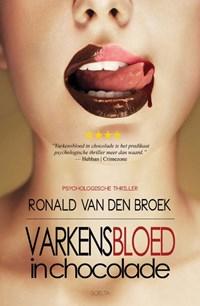 Varkensbloed in chocolade | Ronald van den Broek |