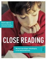 Close reading   Diane Lapp  