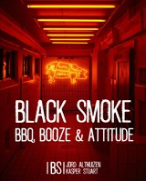 Black Smoke | Jord Althuizen ; Kasper Stuart | 9789021570761