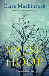 Valse hoop | Clare Mackintosh |