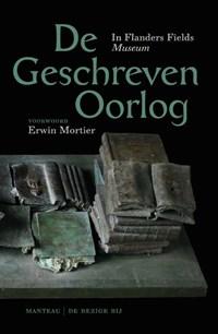 De geschreven oorlog | Erwin Mortier |