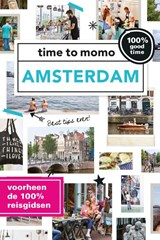 time to momo Amsterdam | Femke Dam | 9789057677519