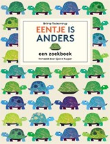 Eentje is anders | Britta Teckentrup | 9789059566415