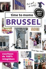 time to momo Brussel | Liesbeth Pieters | 9789057677557